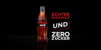 """Coca Cola """"Zero"""""""
