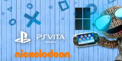 NICKELODEON PS VITA